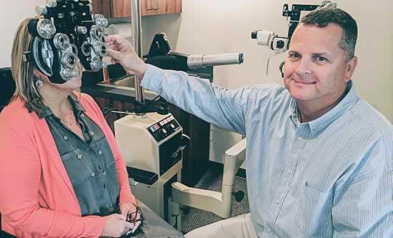 Dr Chris Fusco Chesapeake Optometrist
